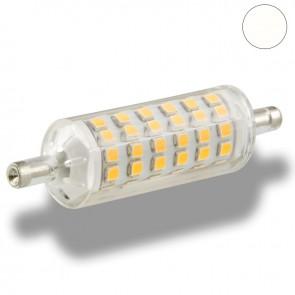 Retro R7S LED Stablampe, 5 Watt, 72xSMD, neutralweiß, 78mm-38155