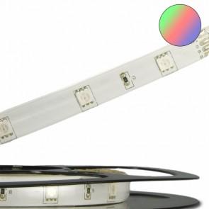 High End Stripe 5m - Flexibles LED Lichtband - 7,2W - RGB - 24V IP54-34028