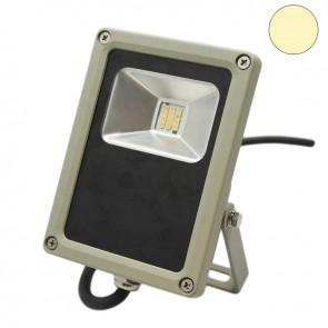 LED Fluter 15Watt, warmweiss, silber matt-35299