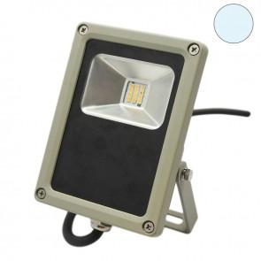 LED Fluter 15Watt, kaltweiss, silber matt-35298