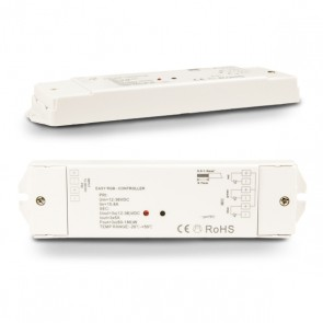 Easy-Zone RGB Funk-Sequenzer zu 4 Zonen Funk-Fernbedienung 12-36V/DC-34870