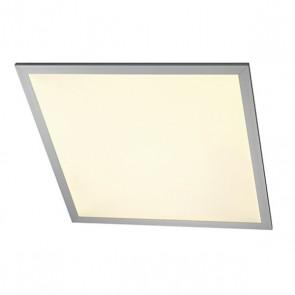 LED PANEL Deckenein-/aufbau, CL 136, quadratisch, weiss 595mmx595mm-342158501