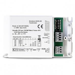 """LED Driver """"MULTI"""" 12V/24V / 350mA/500mA/700mA, dimmbar-32989"""