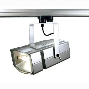 SDL HQI-Strahler, 70W, inkl. 3P.-Adapter, silbergrau-342150552