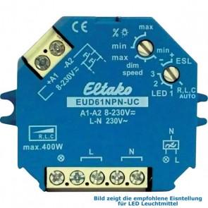 Eltako Universal-Dimmschalter für 230V LED Leuchtmittel-32881