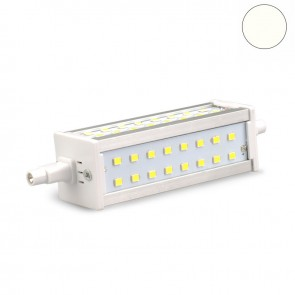 R7s 8 Watt LED-Stableuchtmittel, 48 SMD, 118mm, neutralweiß-35388