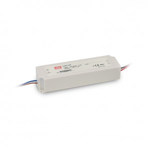 IP LED Trafo MW LPV IP67, 12V, 0-60W-35325