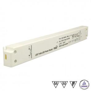 Trafo 12V/DC, 0-30W, ultraslim-35018