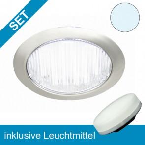LED Einbauleuchte rund mit wechselbarem GX53 Leuchtmittel 5,6W-39235