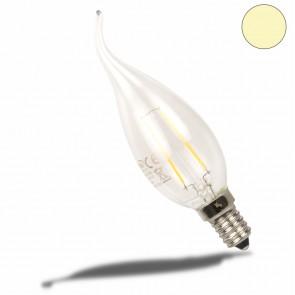 E14 LED Kerze Cosy, 2 Watt, klar, warmweiss-35182