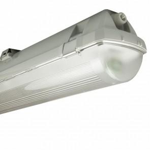 Feuchtraum-Wannenleuchte IP66 1x1200mm ohne VG/Verdrahtung-35052