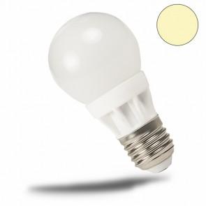 E27 LED Birne G50, 5W, warmweiss-32990