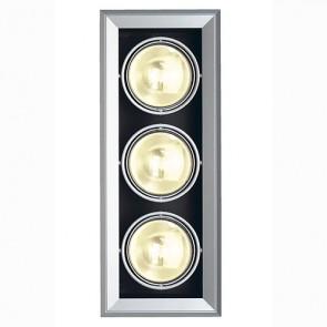 AIXLIGHT MOD 3 ES111, silber- grau-342154072