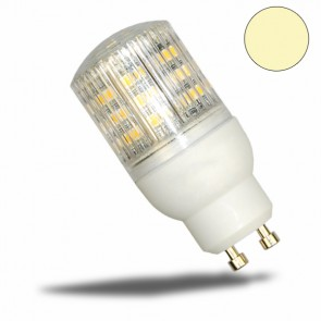 LED GU10 SMD48, 3 Watt, dimmbar-32443