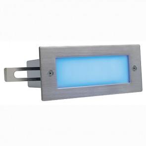 BRICK LED 16 Edelstahl, warm- weisse LED-342230232