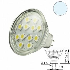 LED Leuchtmittel MR 16 weiss-31048