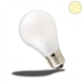 E27 LED Birne, 7 W, milky, warmweiß-35594
