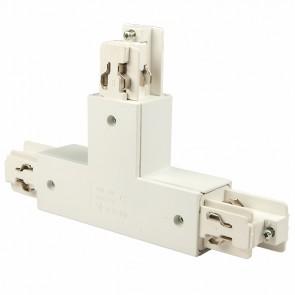 3-Phasen T-Verbinder LINKS, weiss-3076561