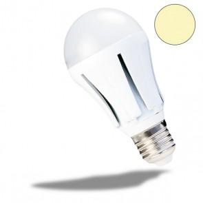 E27 LED Birne milky , 11 Watt, warmweiss-32880