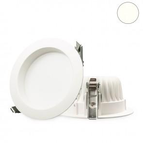 LED Einbaustrahler diffusor, 16W, weiß, neutralweiß, dimmbar-32642