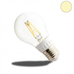Retro LED Filament Birne E27, 5W, 500 Lumen, 2800K, dimmbar-38108