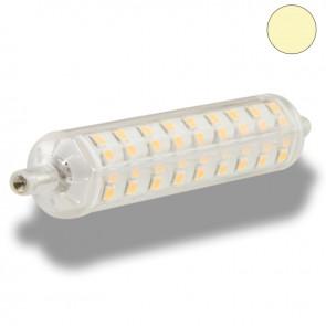 Retro R7s 8 Watt LED Stablampe, 108 SMD, 118mm,warmweiß-35674