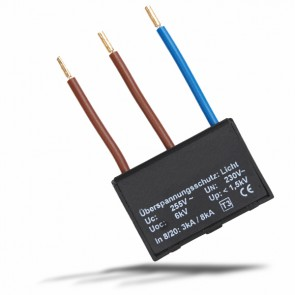 Ueberspannungsschutz, Feinschutz für LED Technik, T3-32349