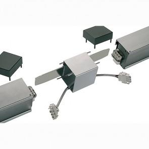 Q-Line Längsverbinder, alu natur-342155052