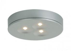 Möbelein / Aufbauleuchte , LED 3x1W, cool weiß DEKO 687051-346687051