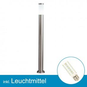 LED Außenlampe DACIA mit Leuchtmittel 7 Watt, neutralweiss-39295