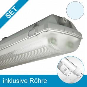 LED T8 Wannenleuchte, 6400 lm, 66 W, kaltweiß, frosted-39353