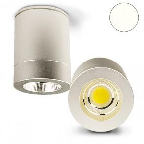 LED Anbaustrahler COB, 10W, 60°, inkl. Trafo, neutralweiß-32837