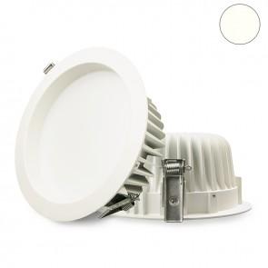 LED Einbaustrahler diffusor, 23W, weiß, neutralweiß, dimmbar-32644