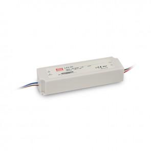 LED Trafo MW LPV 24V/DC, 0-60W, IP67-35326