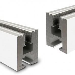 """Sonderprofil """"EX"""", für Glaskanten 6mm, L: 2000mm-32367"""