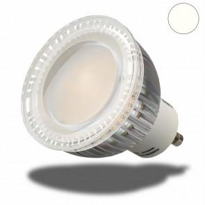 GU10 LED Strahler 6W Glas diffuse, neutralweiss-35338