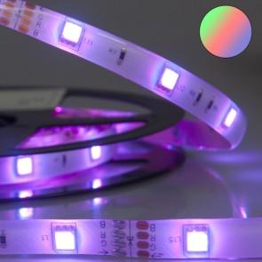 LED SILIKON-Flexband, 24V, 7,2W, IP66, RGB-34913