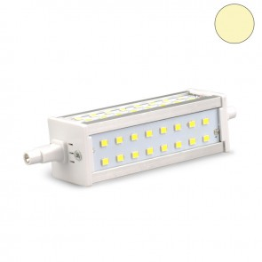 R7s 8 Watt LED-Stableuchtmittel, 48 SMD, 118mm, warmweiß-35387