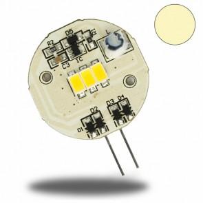GU4-SMD3 LED, warmweiss-31123