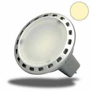 MR11 LED 1,6W, Diffuse, warmweiss-32718
