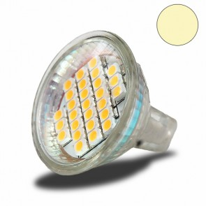 LED Strahler MR11 27 SMD, warmweiss-32347
