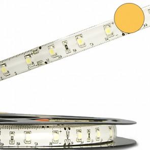 High End Stripe 5m - Flexibles LED Lichtband - 4,8W - amber 24V-34020