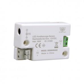 LED Annäherungs-Sensor, Reichweite bis 5cm, 12V/DC, max. 36W-35029