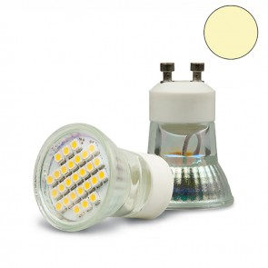GU10 MINI-LED Spot 1,8W, 120°, warmweiss-35286