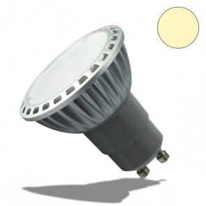 Retro GU10 LED 5W, diffuse° warmweiss, dimmbar-32720