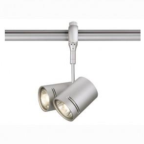BIMA II Leuchtenkopf für EASYTEC II, silbergrau-342184442