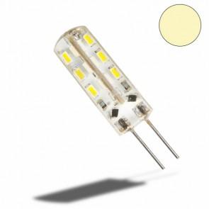 G4 LED 24SMD, 2W, vergossen, warmweiss-35001