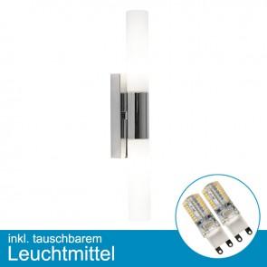 LED Wandleuchte MARINES mit tauschbarem Leuchtmittel GU10, 6 Watt, neutralweiss-39308