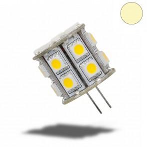 G4 LED 20SMD, 4W, warmweiss, rund-35252