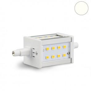 R7s 5 Watt LED-Stableuchtmittel, 24 SMD, 78mm, neutralweiß-35386